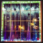 A Kensington Kristmas Window. Which I enjoyed while on vacation.