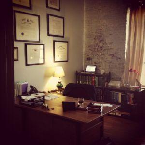 my office smaller