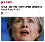 About That Time Jezebel Made People Stupider